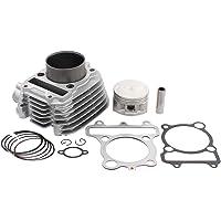 NewYall 70mm Bore Cylinder Head Piston Rebuild kit for Yamaha XT225 TTR225 TTR230