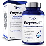 1MD MediZyme Complete Digestive Enzymes, 60 Capsules