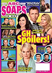 In depth coverage of only the ABC soap opera shows. Fearturing can't miss previews, exclusive celebrity interviews and the latest news.