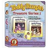 Teddy Ruxpin Treasure Series 1 Captured by Mudblups Program Cartridge