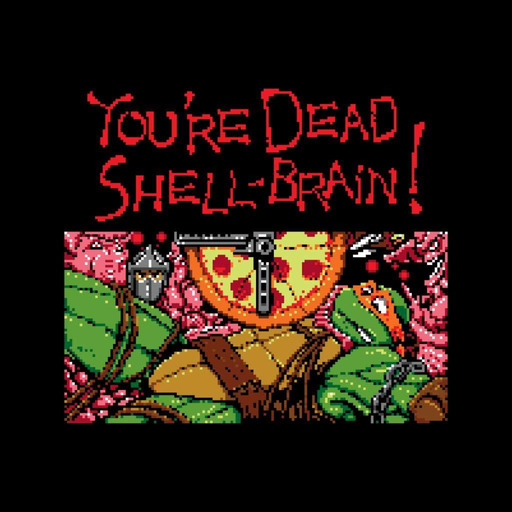 Cloud City 7 Youre Dead Shell Brain Ninja Gaiden Turtles ...