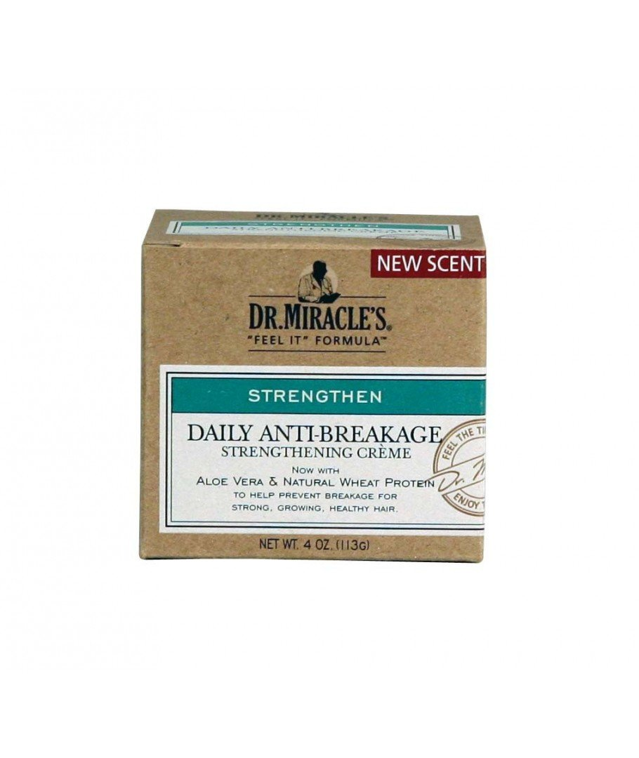 Dr. Miracles Strengthen Daily Anti-Break Strength Creme 4oz