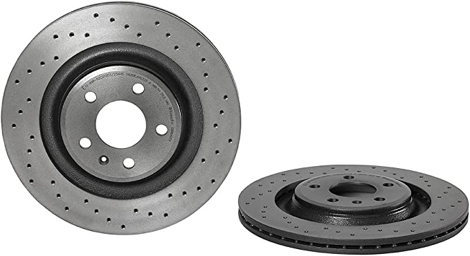 Brembo 09.A820.1X Rotores de Discos de Frenos