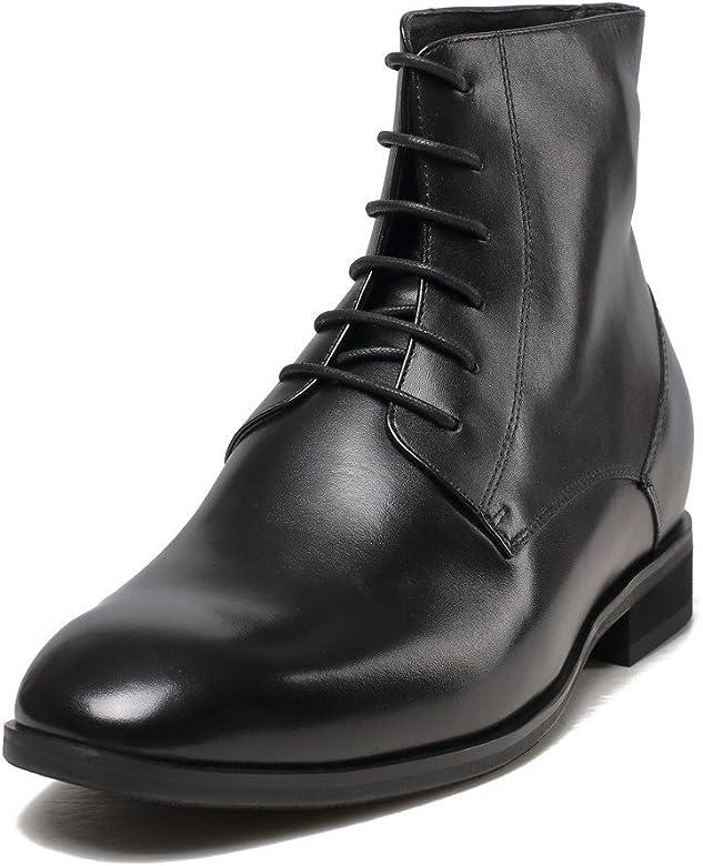 CHAMARIPA Botas Elevadoras Que Aumentan de Altura Hombres Zapatos ...