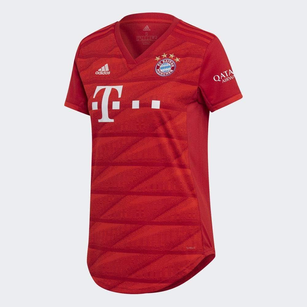 adidas Womens FC Bayern Munich Home Jersey 2019/2020