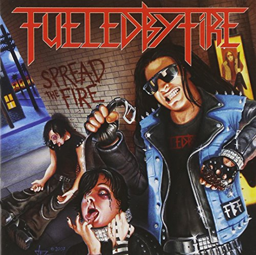 Fueled By Fire: Spread the Fire (Audio CD)