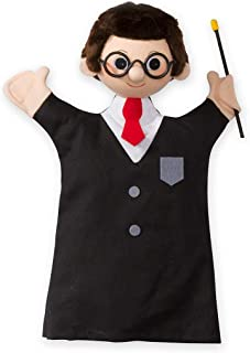 product image for Career Hand Puppets - Magician 3.15 L x 7.87 W x 10.63 H