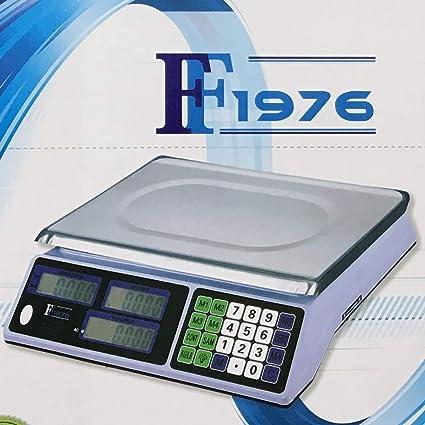 TrAdE shop Traesio Báscula Electrónica Digital Profesional de Acero Inoxidable de 5 Gr. A MAX