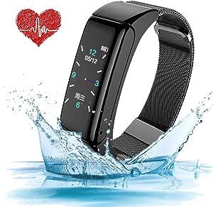 Rastreador de ejercicios, Monitor de ritmo cardíaco del