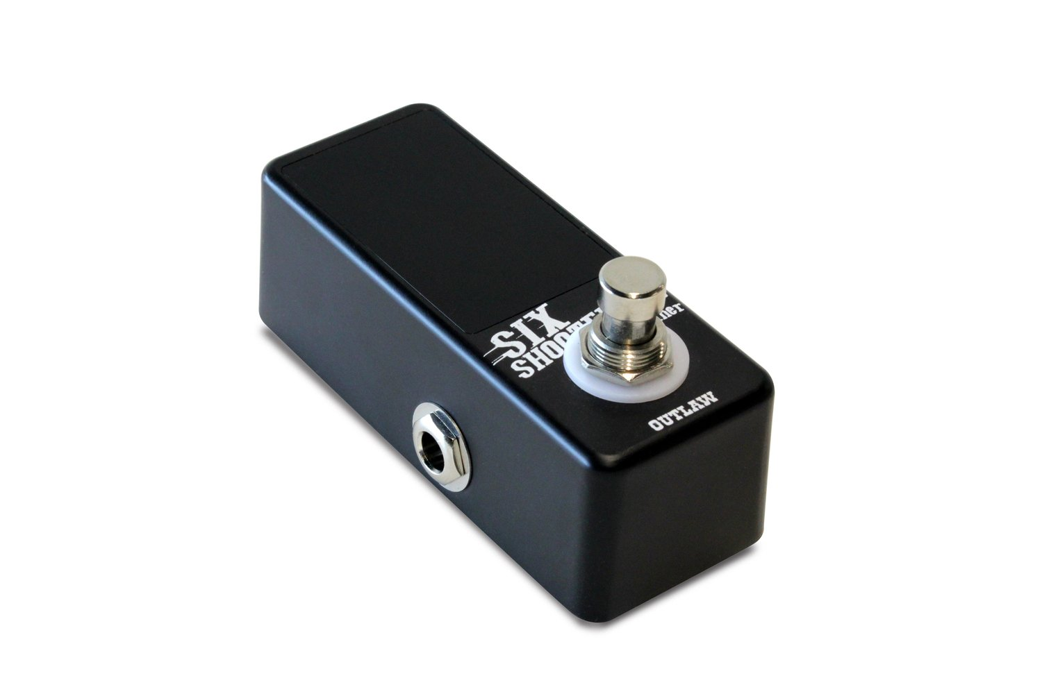Outlaw Effects SIX-SHOOTER-II Tuner Pedal