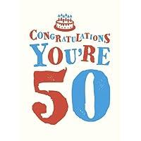 Congratulations You're 50 (Gift Books)