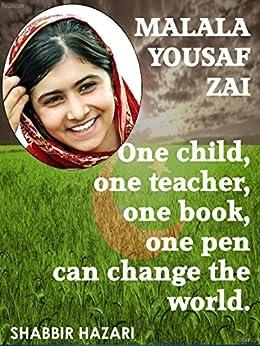 Malala one book one pen