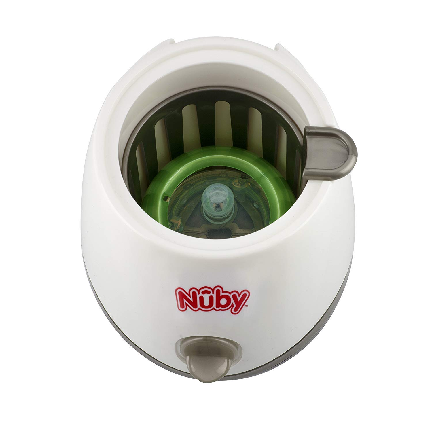 Nuby Natural Touch ELECTRIC BOTTLE FOOD WARMER Fit all Bottles Travel
