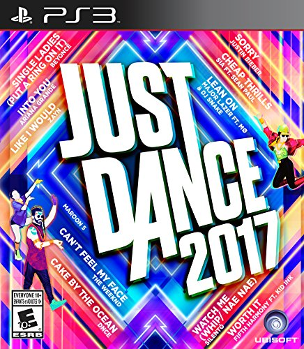 Just Dance 2017 - PlayStation 3 (Ps3 Dance Games)