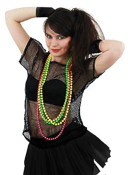 32 T Résille Taille 80 Pour Des Années Shirt Femme Noir E2DH9I