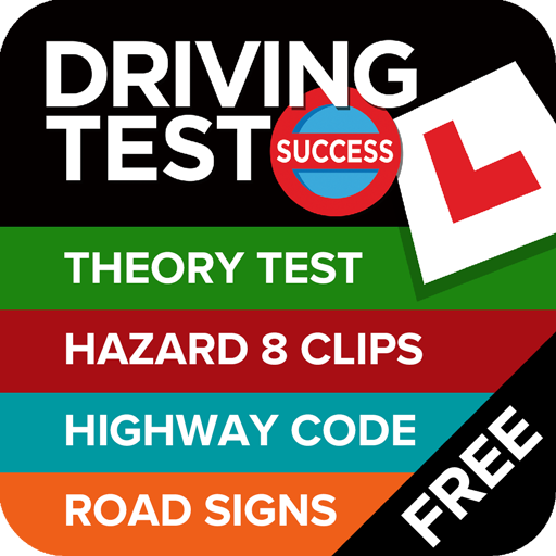 (Driving Theory Test 4 in 1 2019 Kit Free)