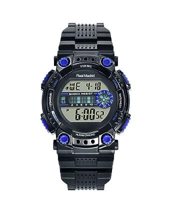 Amazon.com: Reloj real Madrid rmd0008 – 55 Boy niño Digital ...