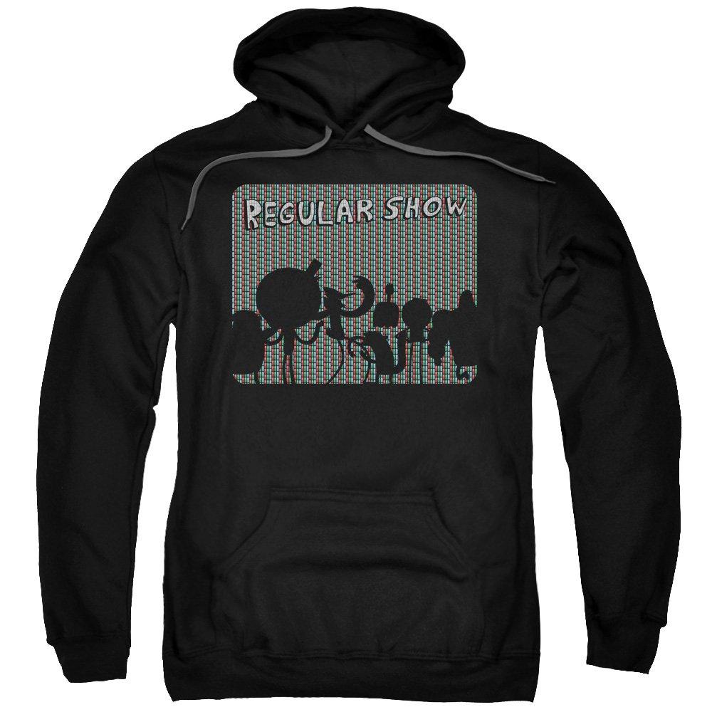 Regular Show - - Männer RGB Group Pullover Hoodie
