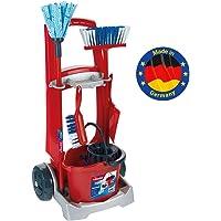 Theo Klein- Klein Cleaning Trolley Vileda Carro De