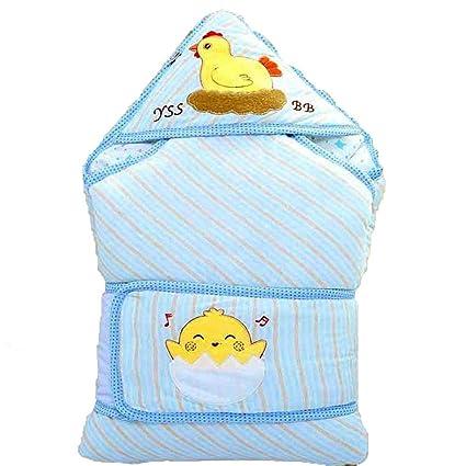 Gleecare Saco de Dormir para bebé,Saco Transpirable algodón 0-3 años de Edad
