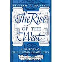 Livros william h mcneill na amazon the rise of the west a history of the human community fandeluxe Images