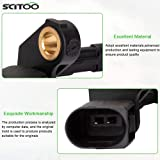 SCITOO 1 pc Rear + Left ABS Wheel Speed Sensor