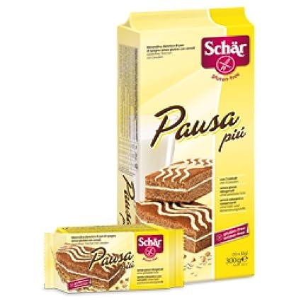Schar Pausa Más Merendina De Bizcocho Con Sin Gluten Cereales 300g