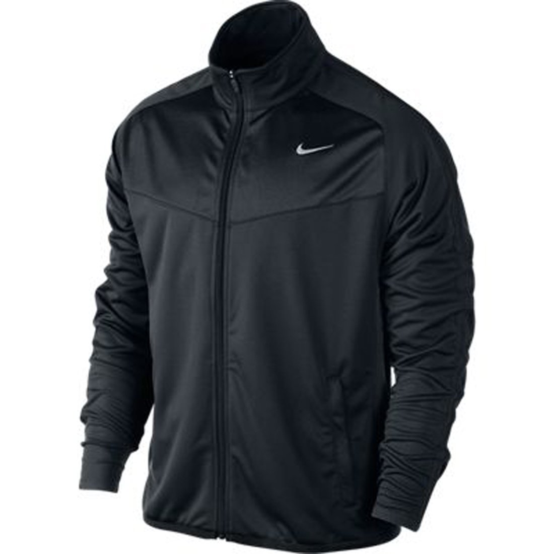 Nike Mens Epic Training Jacket, Black/Cool Grey, Medium 519534