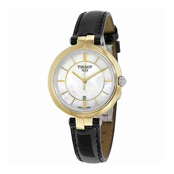 Tissot TISSOT FLAMINGO T094.210.26.111.00 Reloj de Pulsera para mujeres: Amazon.es: Relojes