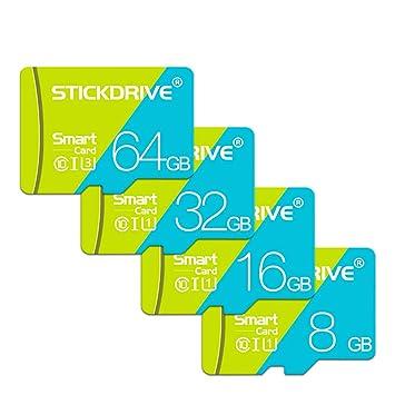 DZSF 16/32/64/128 GB Tarjeta de Memoria de la cámara de ...