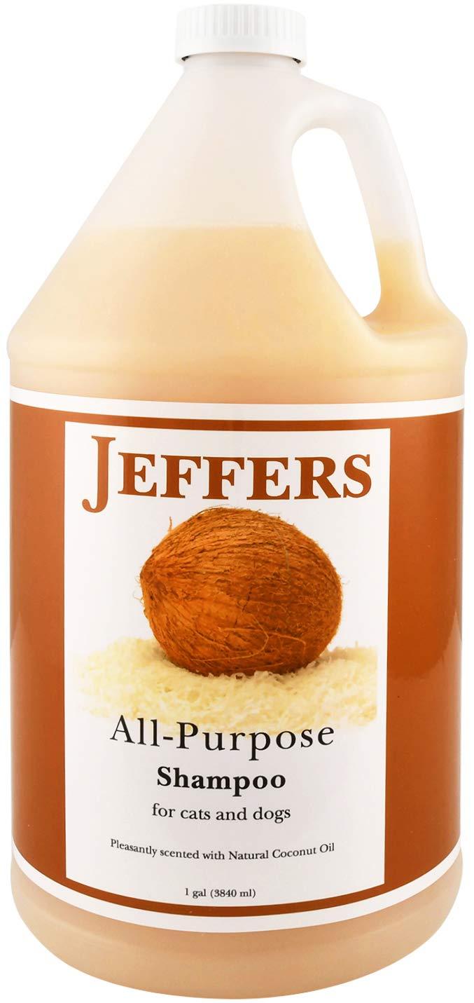 Jeffers All-Purpose Shampoo, Gallon by Jeffers