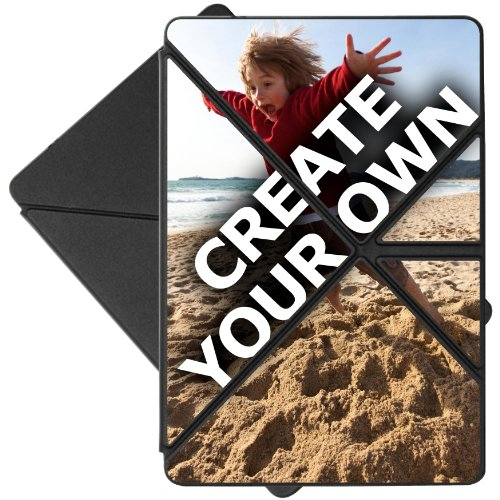 Kindle Fire Black Origami Case