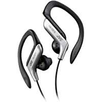 JVC HAEB75S Sports Clip Headphone (Silver)