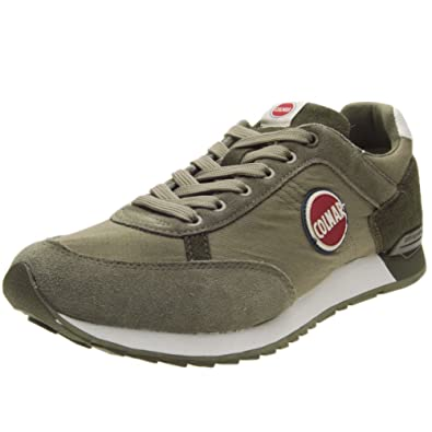 Colmar Scarpa Uomo TRAVIS COLORS 009 PESN Military Green, 44