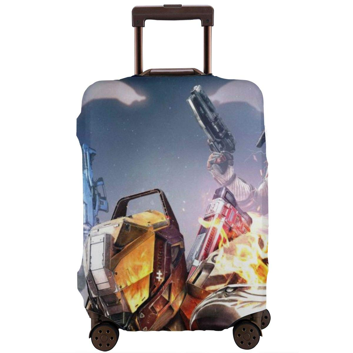 Destiny The Taken King Suitcase Protector Travel Luggage Cover Fit
