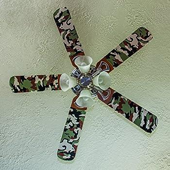 Amazon mossy oak buckhead camouflage ceiling fan 2 in buckhead fancy blade ceiling fan accesories blade cover decoration camo small aloadofball Gallery