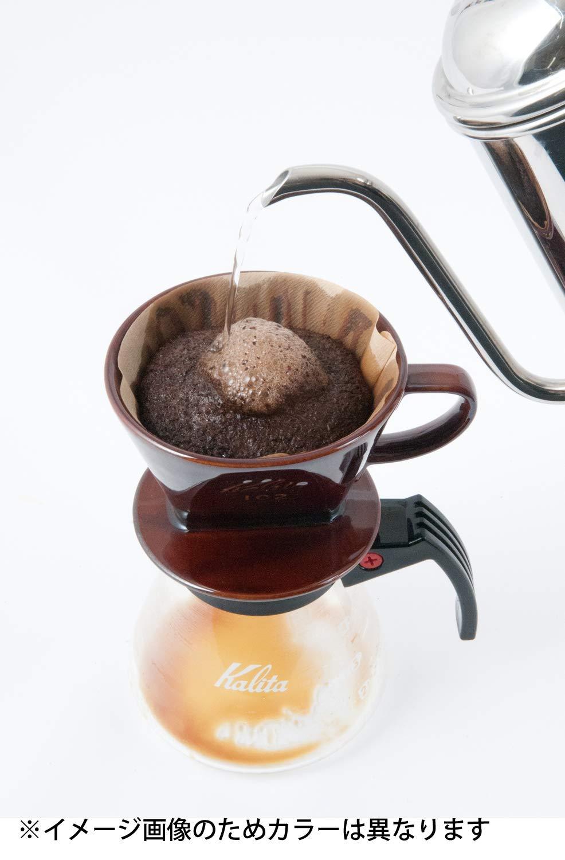 japan import Lotto Black # 01005 Kalita Ceramic Coffee Dripper 101
