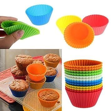 7 Pack Kuchen Cupcake Platte Früchte Snacks Dessert Serviertablett