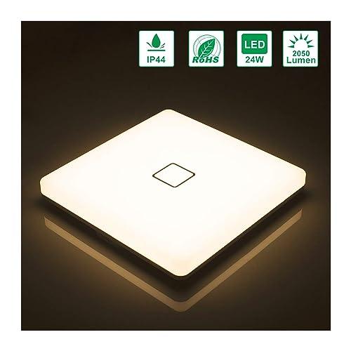 Led Super Bright Ceiling Light Kitchen Light Hallway: White LED Kitchen Ceiling Lights: Amazon.co.uk