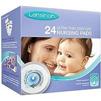 Lansinoh Ultra Thin, Stay Dry Nursing Pads, 24 Count
