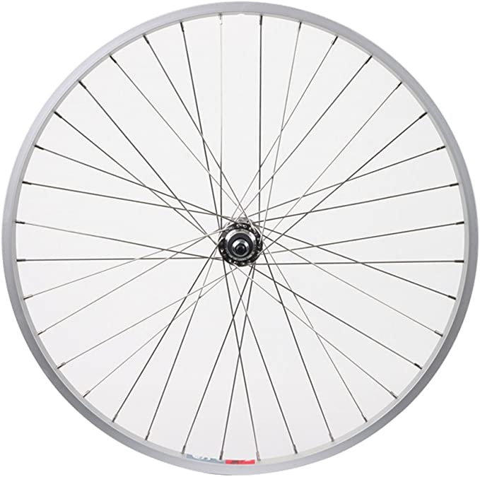 Bicycle Wheel Front 26x1.5 559x19 Wei Zac19 Black Machined Sidewall 36 Alloy 6b for sale online