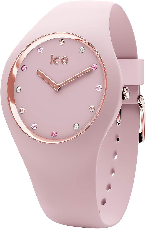Ice-Watch - ICE cosmos Pink shades - Reloj rosa para Mujer con Correa de silicona - 016299 (Small)
