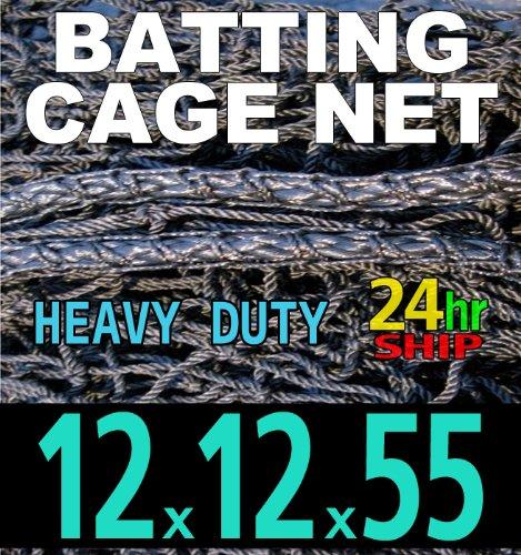 Baseball Batting Cage Netting - 8