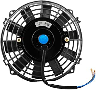 Everpert - Ventilador para radiador de coche (7