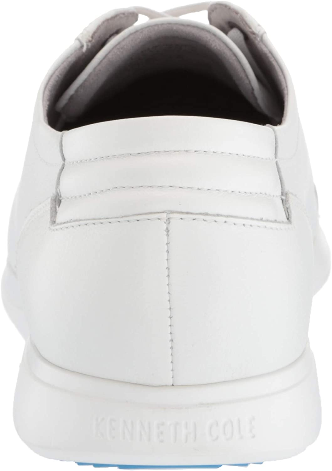Kenneth Cole New York Rocketpod Baskets B pour Homme Blanc Cassé
