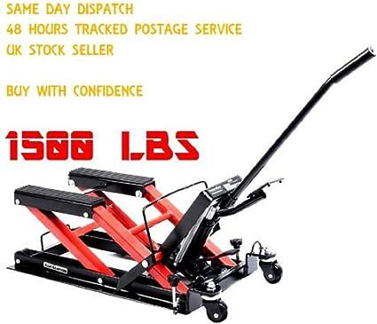 Aries Estore® 1500LBS 680 kg Elevador Hidráulico de Jack de ...