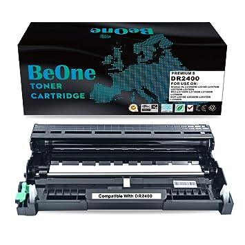 BeOne® Tambor Unidad Brother DR2400 Compatible, Utilizada en ...