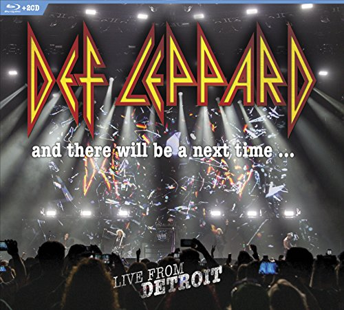 Def Leppard - And There Will Be A Next Time Live From Detroit - BLURAY - FLAC - 2017 - BOCKSCAR Download
