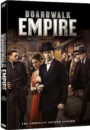 Boardwalk Empire Complete HBO TV Series - Season 2 5 Disc