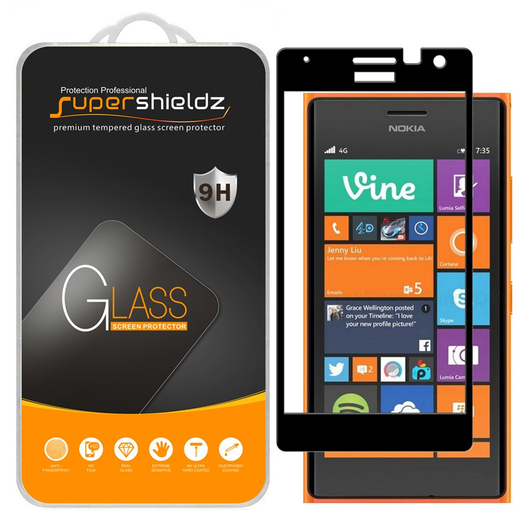 Vidrio Templado Nokia Lumia 735 y Lumia 730 [2un] (7494QV6L)